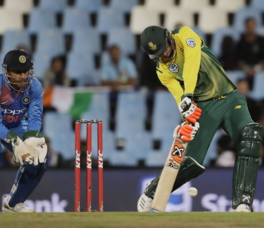 South Africa vs India 2nd T20