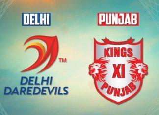 IPL 2018 DD vs KXIP