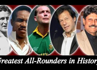 All Time Great All-Rounders