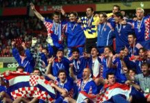 Croatia defeated Germany