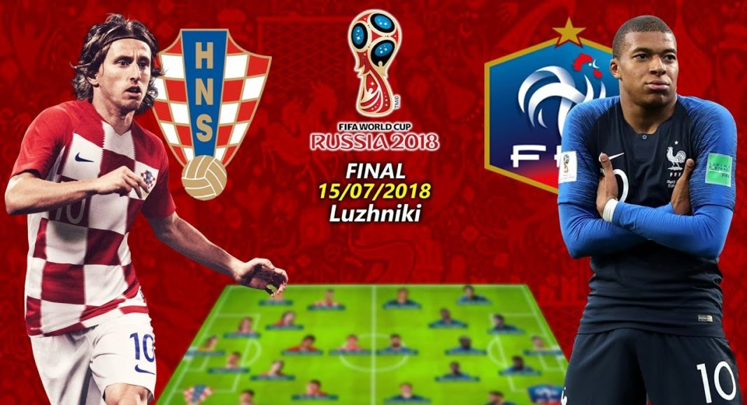 France vs Croatia