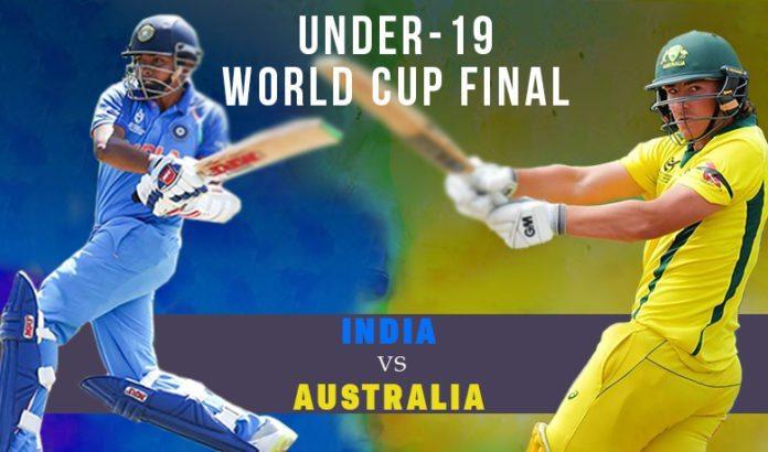 ICC Under-19 World Cup Final