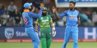 South Africa vs India 5th ODI