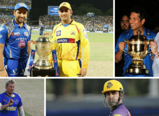 Most Successful Captains in IPL