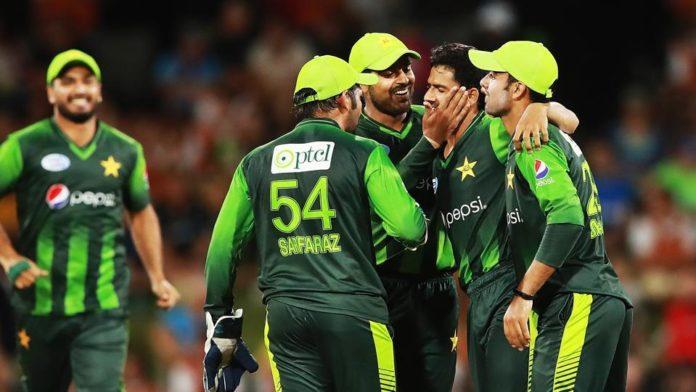Australia-Pakistan-Zimbabwe Tri Series