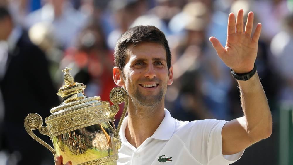 Wimbledon 2018 Final Novak Djokovic Wins His Fourth Title Beating Kevin Anderson Thewinin