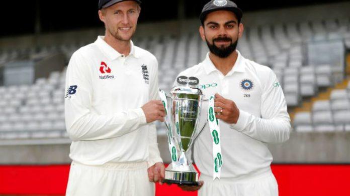 ENG vs IND 1st Test